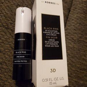 KORRES Black Pine 3D Eye Cream
